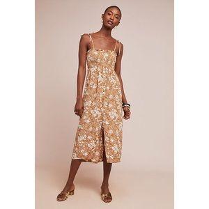 NEW Faithfull the brand suki floral midi dress